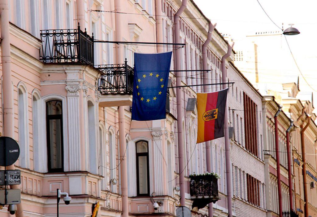 Получение визы в консульстве Германии в СПб