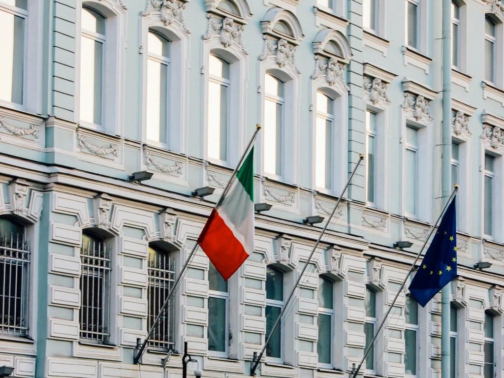 Оформление визы в консульстве Италии