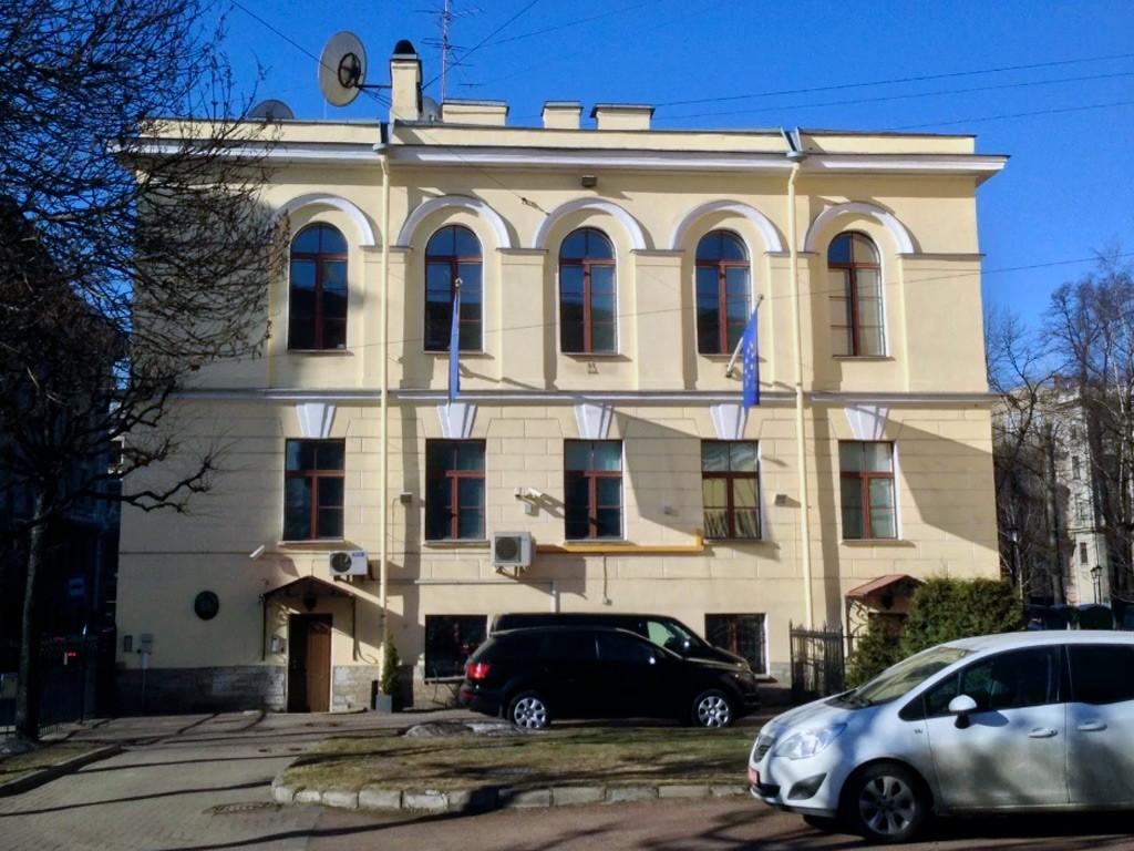 Оформление визы в консульстве Эстонии