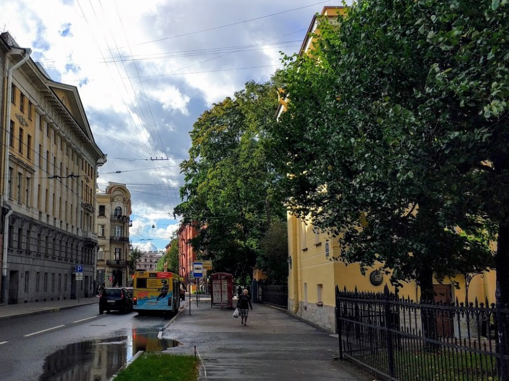 Получение визы в консульство Эстонии