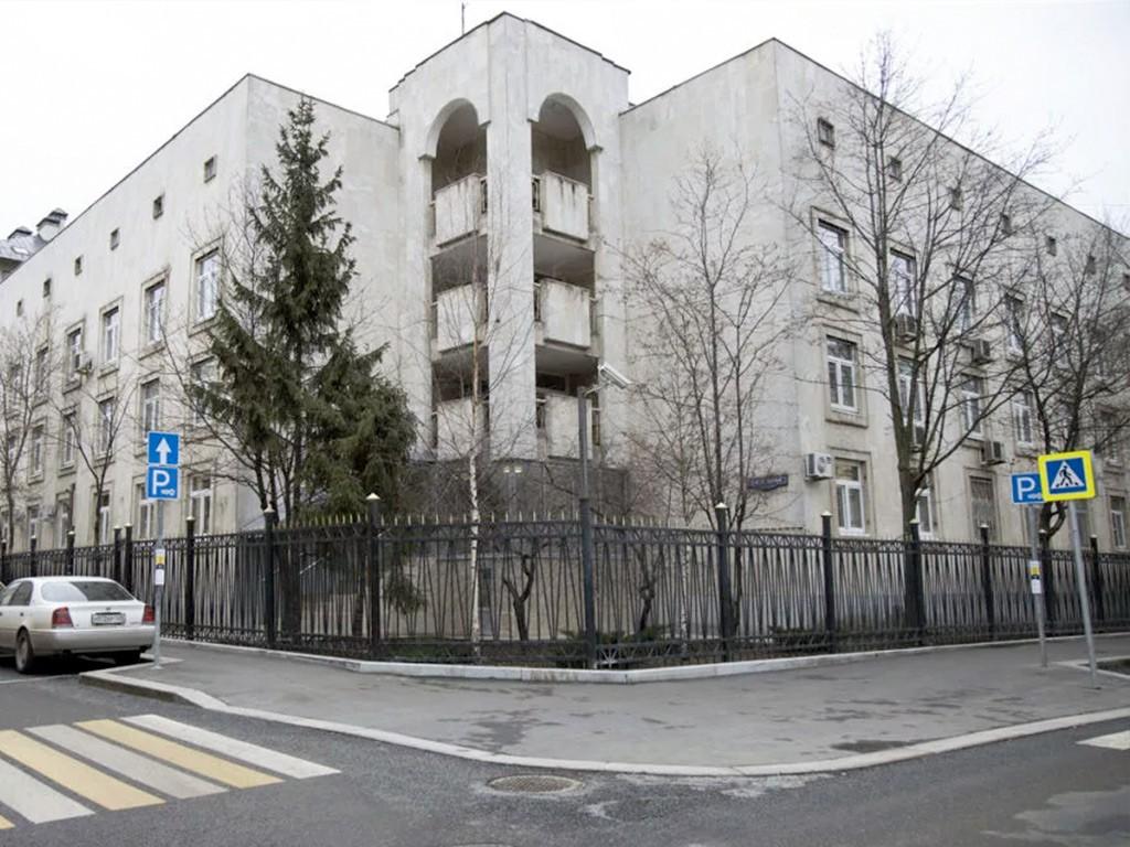 Консульский отдел посольства Узбекистана в Москве